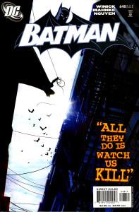 Batman #648 page 01