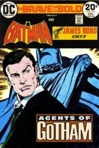 BatmanandjamesBond