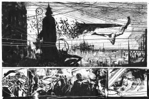 sienkiewicz batman dps whole publish