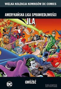 Modne ubrania WKKDC: JLA. Gwóźdź | Gotham w Deszczu LC08