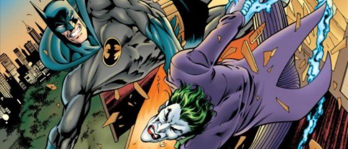 Zupełnie nowe WKKDC: JLA. Gwóźdź | Gotham w Deszczu CN42